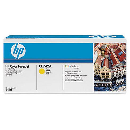 Toner HP CE742A