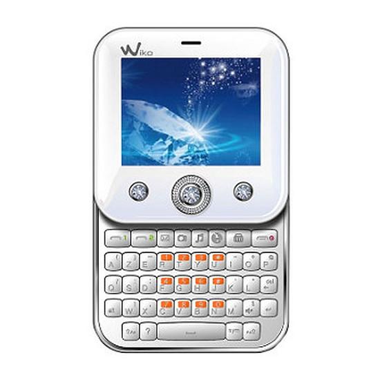 Smartphone et téléphone mobile Wiko Duelle (blanc)