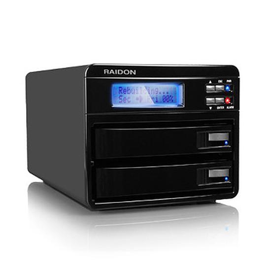 Boîtier pour disque dur Icy Box RAIDON GR3630-SB3