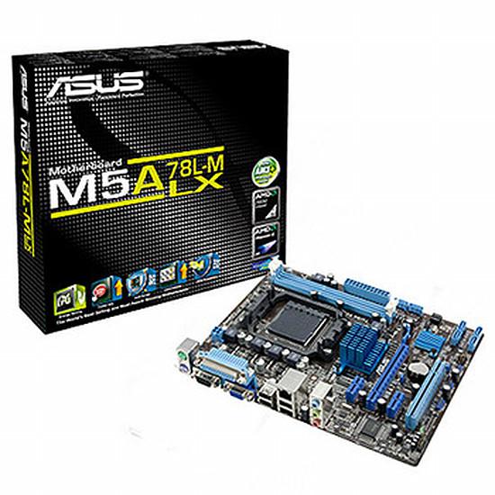 Carte mère Asus M5A78L-M LX
