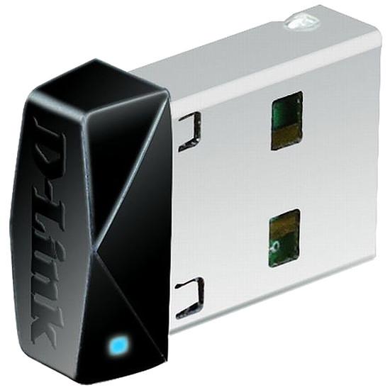 Carte réseau D-Link DWA-121 - Clé USB Wifi N150