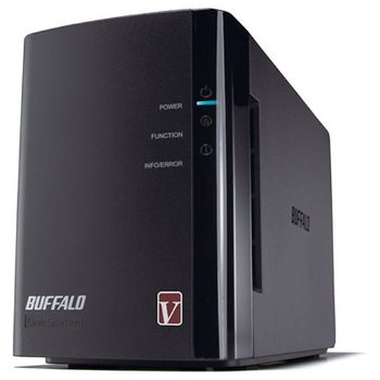 Serveur NAS Buffalo Technology LinkStation Pro Duo LS-WVL - 2 To