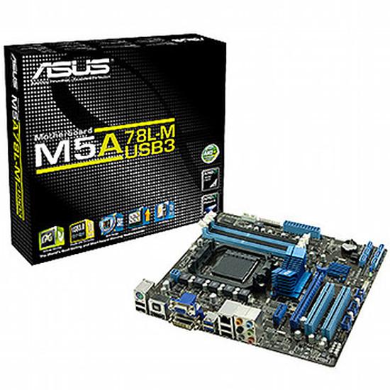 Carte mère Asus M5A78L-M/USB3