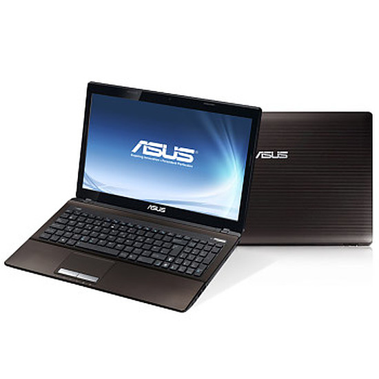 PC portable Asus K53SV-SX318V