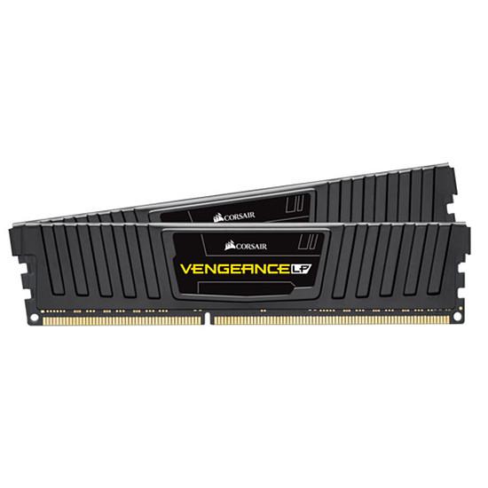 Mémoire Corsair VENGEANCE DDR3 2 x 4 Go 1600 MHz CAS 9 Low Profile - Autre vue