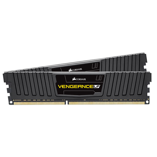 Mémoire Corsair VENGEANCE DDR3 2 x 2 Go 1600 MHz CAS 9 Low Profile