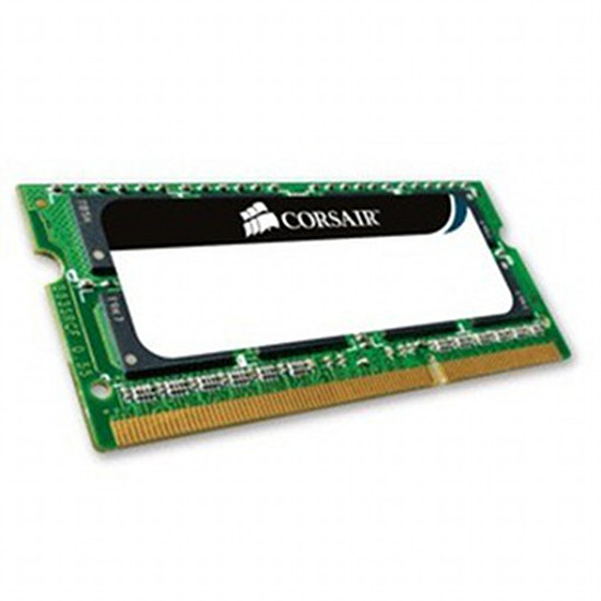 Mémoire Corsair CMSA4GX3M1A1066C7 - SO-DIMM DDR3 4 Go 1066 Mhz