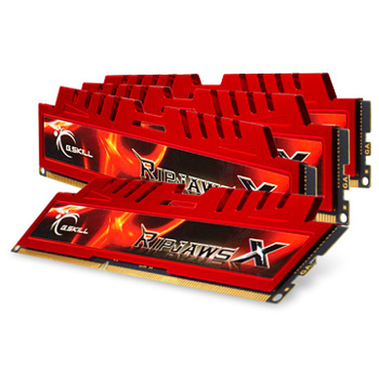 Mémoire G.Skill Extreme3 4 x 4 Go 2133 MHz Ripjaws X CAS 11