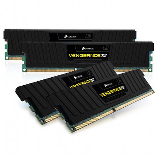 Mémoire Corsair VENGEANCE 4 x 4 Go DDR3 1600 MHz CAS 9 LP