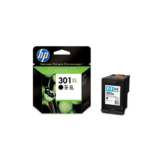 Cartouche imprimante HP Cartouche d'encre n°301XL (CH563EE) - Noir
