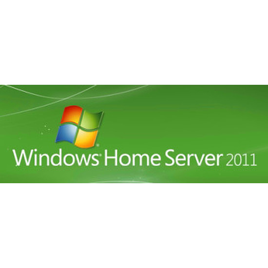 Windows Server Microsoft Windows Home Server 2011 64 bits (oem)