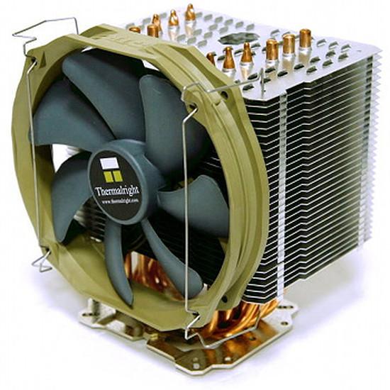 Refroidissement processeur Thermalright HR-02 MACHO