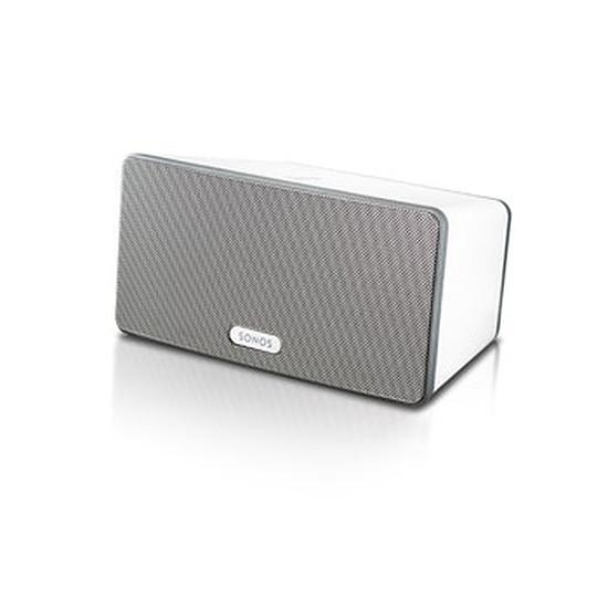 Système Audio Multiroom Sonos Enceinte compacte Play 3 Blanc