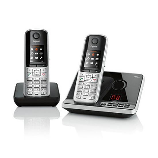 Siemens Gigaset S810a Duo Téléphone Fixe Sans Fil Gigaset Sur