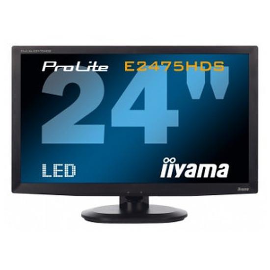 Écran PC Iiyama ProLite E2475HDS-B1