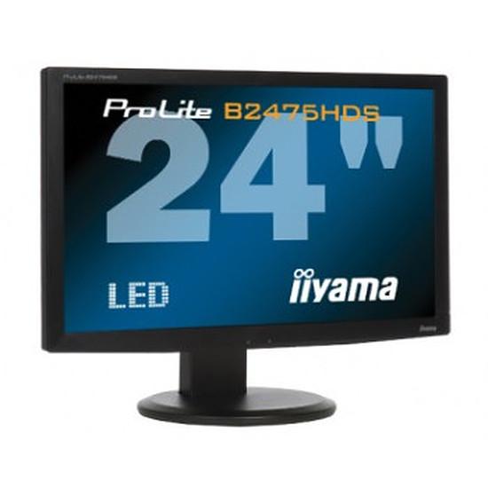 Écran PC Iiyama ProLite B2475HDS-B1