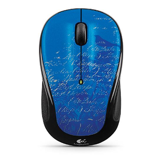 Souris PC Logitech M325 Wireless Mouse - Indigo