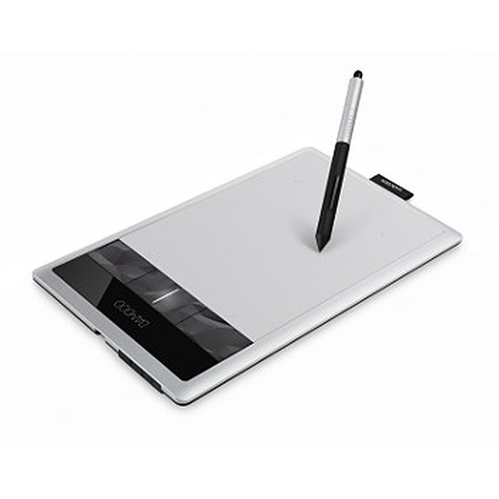 Tablette Graphique Wacom Bamboo Fun Pen & Touch S