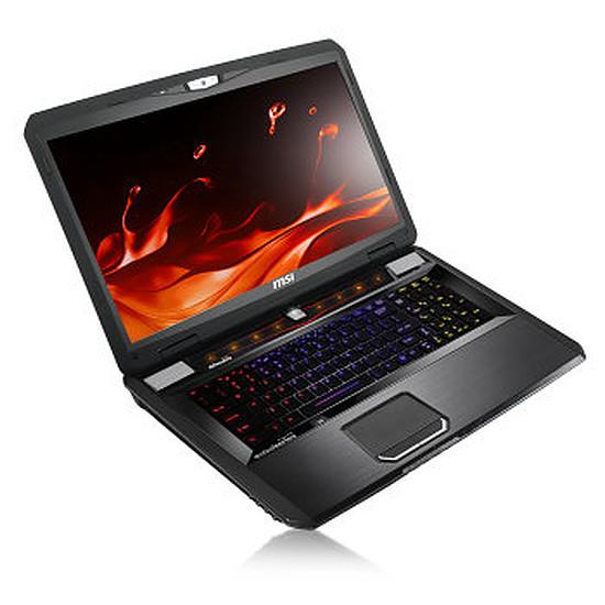 PC portable MSI GT780DXR-218