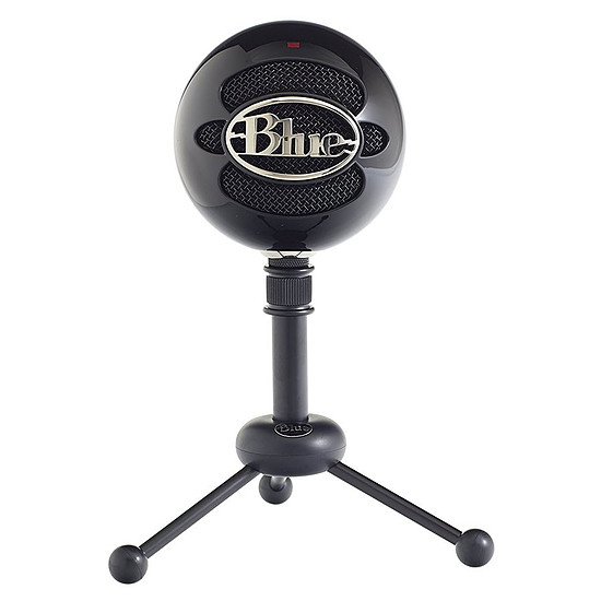 Microphone Blue Microphones Snowball - Noir
