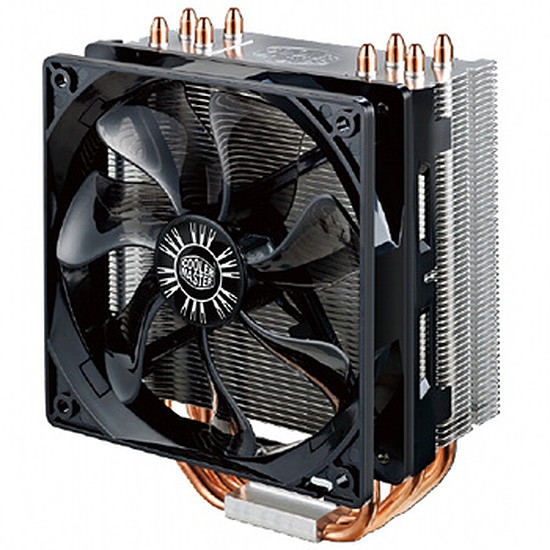 Refroidissement processeur Cooler Master Hyper 212 EVO
