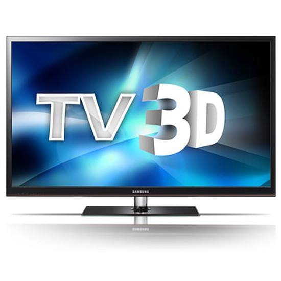 TV Samsung TV Plasma PS43D490 - 3D