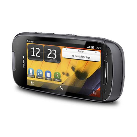 Smartphone et téléphone mobile Nokia 701 (noir)