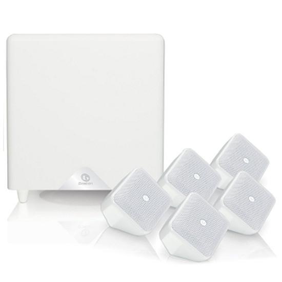 Enceintes HiFi / Home-Cinéma Boston Acoustics SoundWareXS 5.1 SE Blanc laqué