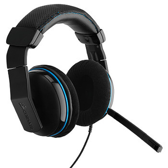 Casque micro Corsair Vengeance 1300 Analog Gaming Headset