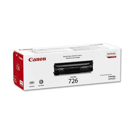 Toner imprimante Canon CRG 726