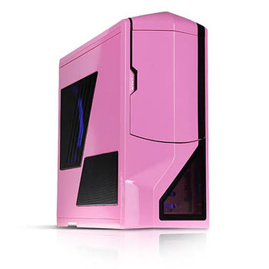 Boîtier PC NZXT Phantom USB 3.0 Edition - Rose