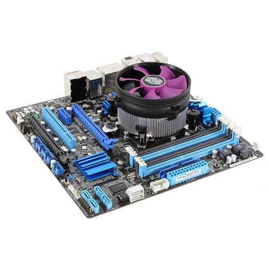 Refroidissement processeur Cooler Master X Dream i117 - Autre vue