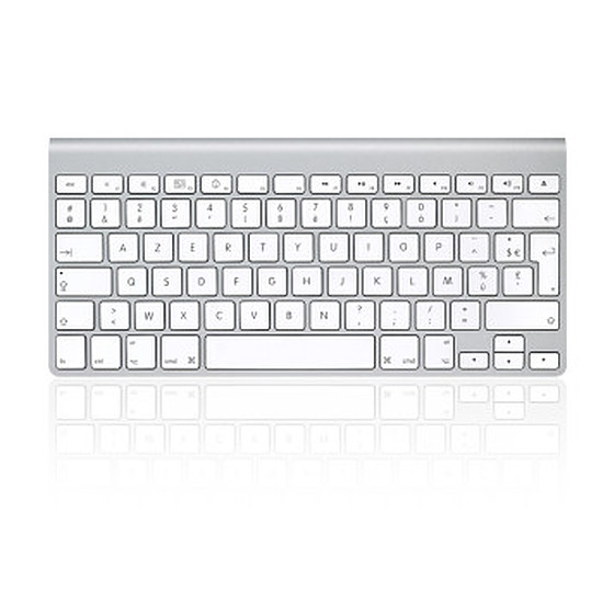 Clavier PC Apple Clavier sans fil compact