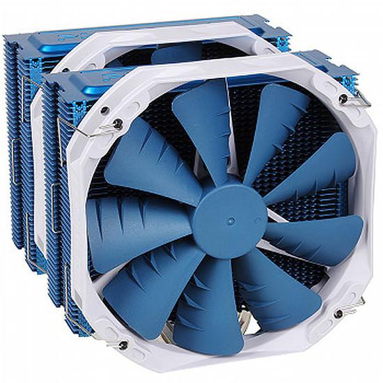 Refroidissement processeur Phanteks PH-TC14PE - Bleu
