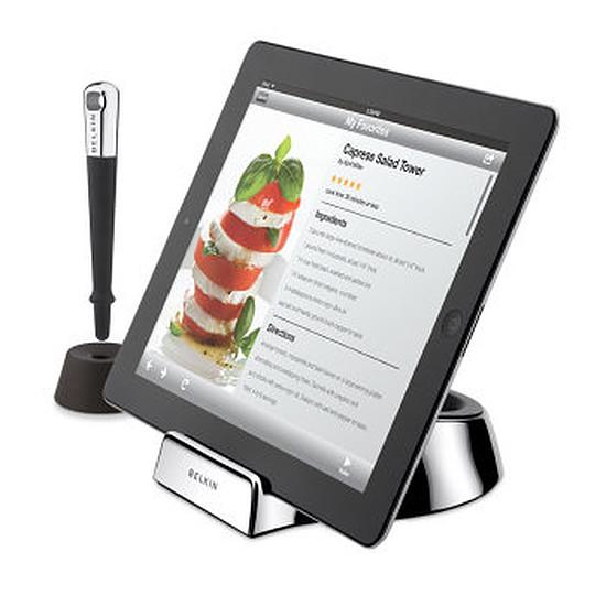 Accessoires tablette tactile Belkin Socle Chef + Stylet pour tablettes
