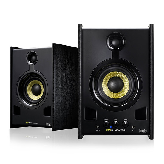 Enceintes PC Hercules XPS 80 DJ Monitor