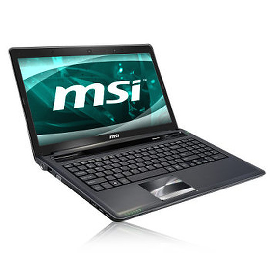 PC portable MSI CX640MX-496