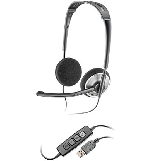 Casque micro Plantronics Audio 478