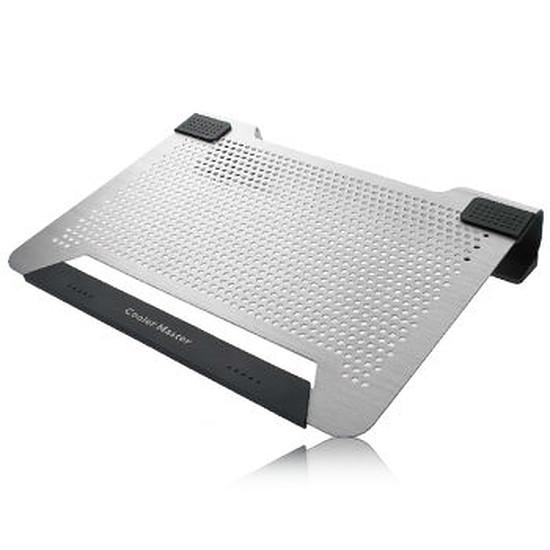 Refroidisseur PC portable Cooler Master NotePal U3 (argent)