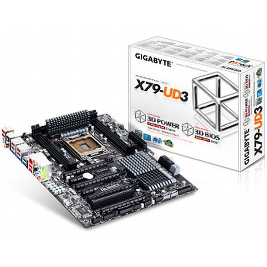Carte mère Gigabyte GA-X79-UD3