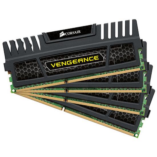 Mémoire Corsair VENGEANCE 4 x 8 Go DDR3 1600 MHz CAS 10