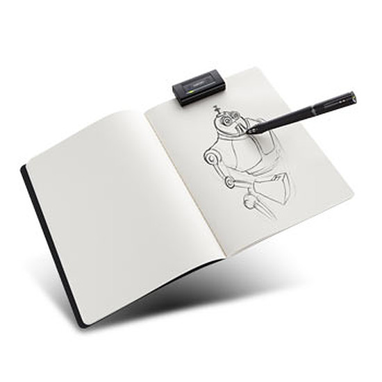 Tablette Graphique Wacom Stylet Inkling