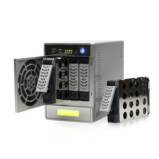 Serveur NAS Netgear ReadyNAS NV+ v2 - RND4000 v2