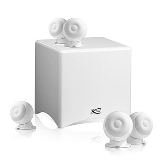 Enceintes HiFi / Home-Cinéma Cabasse Pack 5.1 EOLE 2 blanc
