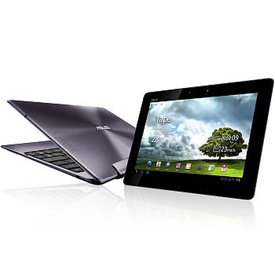 Tablette Asus EEE Pad Transformer Prime TF201 32 Go - Gris
