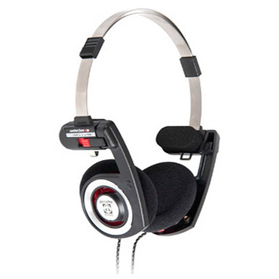 Casque Audio Koss Porta Pro Red Hot