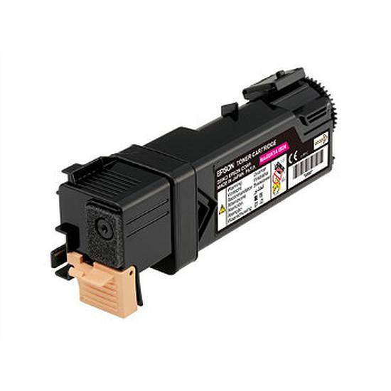 Toner imprimante Epson C13S050612 - Toner Magenta haute capacité