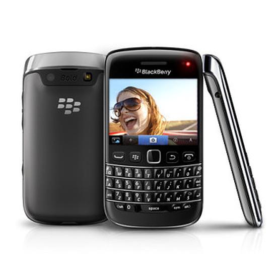 Smartphone et téléphone mobile BlackBerry BlackBerry Bold 9790 (noir)