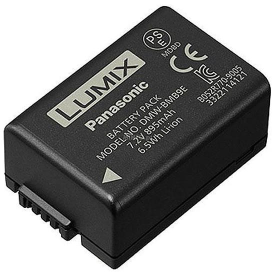 Batterie et chargeur Panasonic Batterie DMW-BMB9E