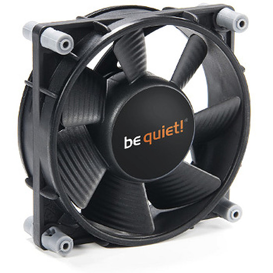 Ventilateur Boîtier Be Quiet SilentWings USC 80 mm